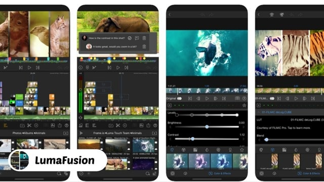 LumaFusion - 10 Best Video Editing Apps for iPhone