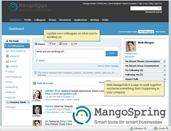 MangoSpring-Collaboration-Suite