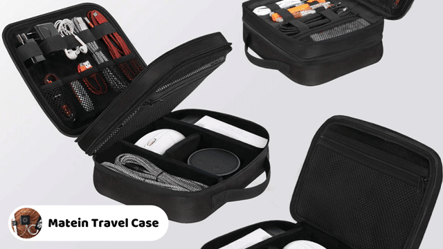 Matein Electronic Travel Case