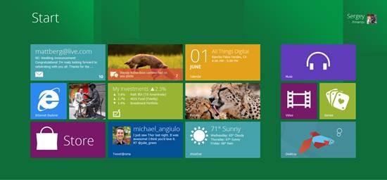 Metro UI CSS Kit