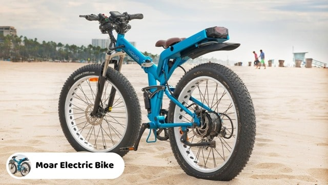Moar Electric Bike - Best Electric Bikes Inventions