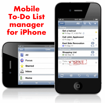to do list apps for iphone