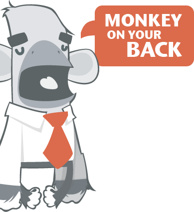 Monkey on Your Back todo list and reminder