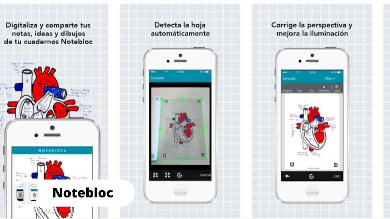 Notebloc - Best Alternative Apps for CamScanner