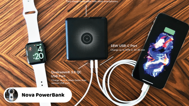 Nova PowerBank - Best portable power banks