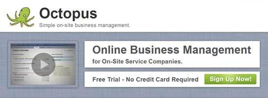 Octopus Online Business Management