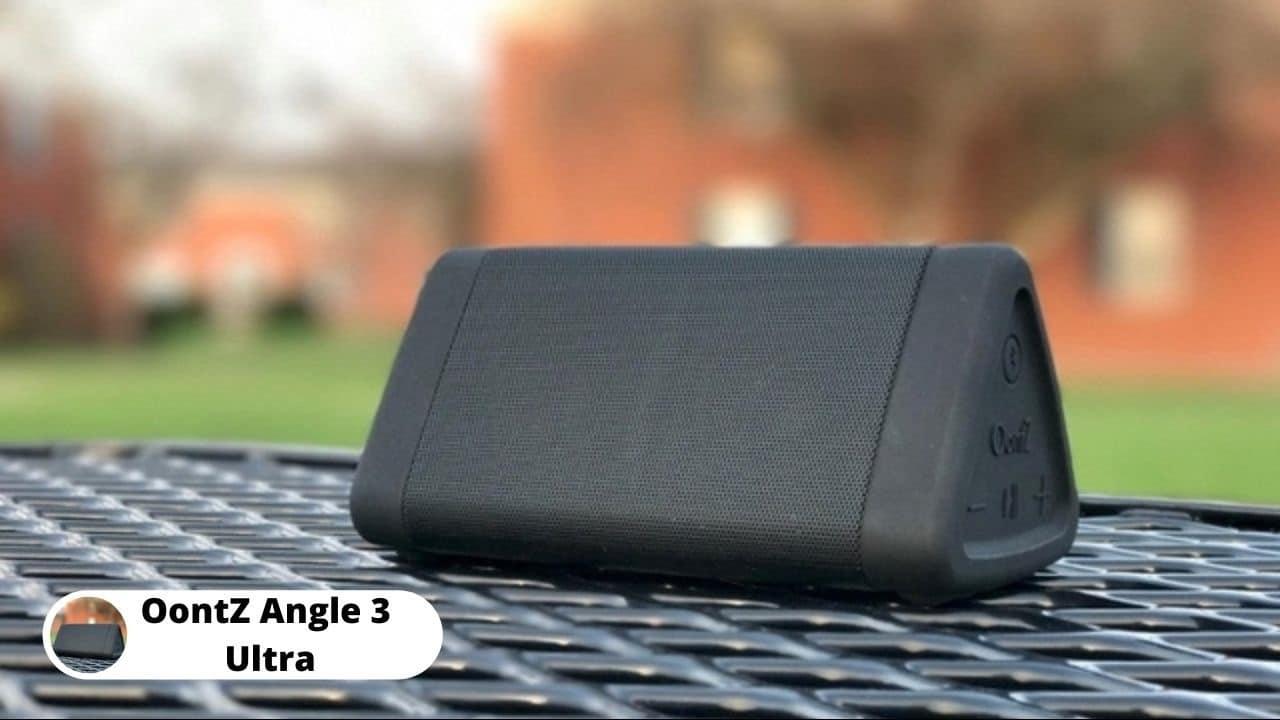 OontZ Angle 3 Ultra - Best Portable Bluetooth Speakers
