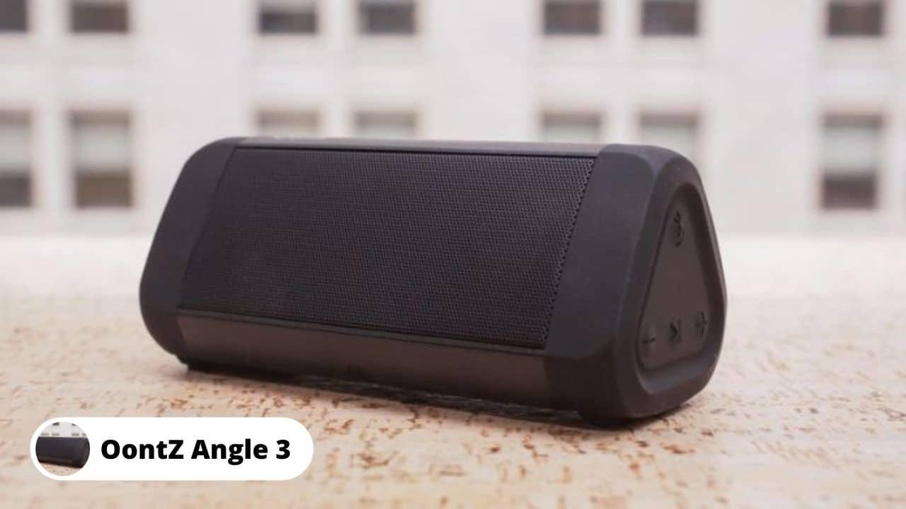 OontZ Angle 3 - Best Portable Bluetooth Speakers