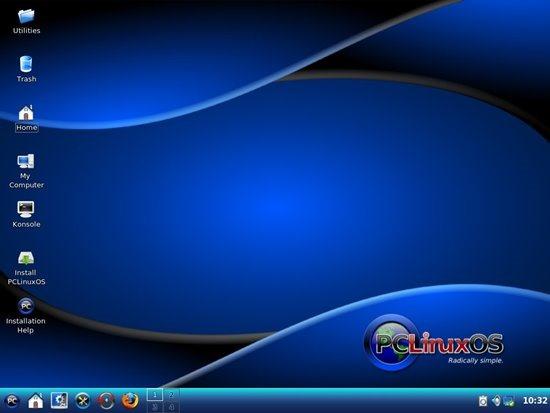 PCLinuxOS linux distros