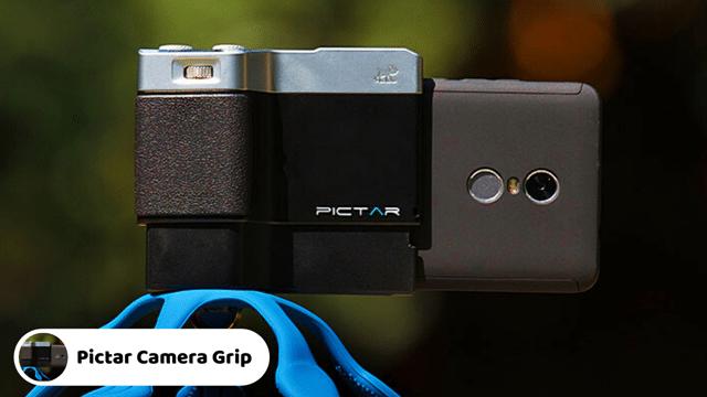 Pictar Ergonomic iPhone Camera Grip