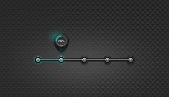 Progress Bar UI