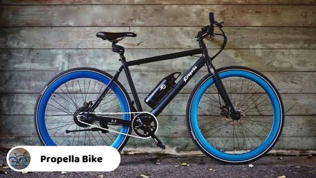 Propella Electric Bike - Best Electric Bikes Inventions