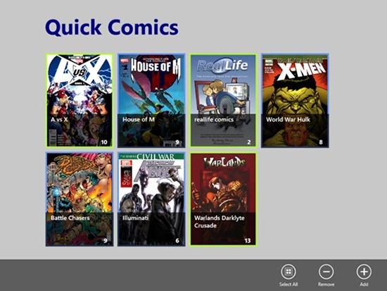 Quick Comics