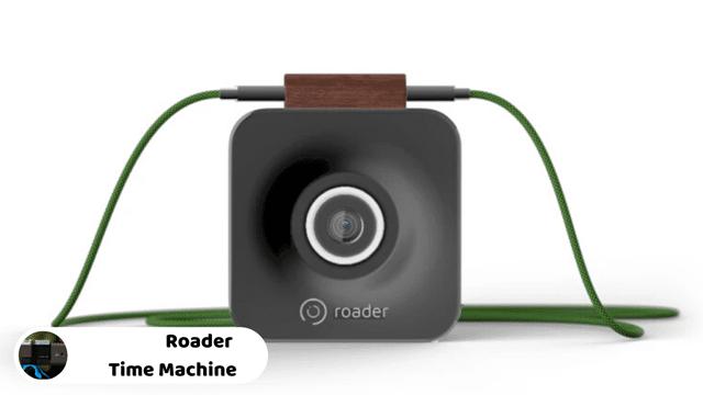 Roader Time Machine Video Camera