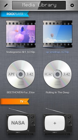 RockPlayer Best video player for iPhone