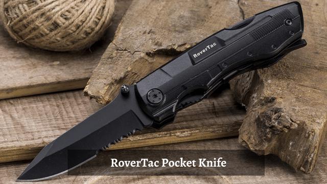RoverTac Pocket Knife