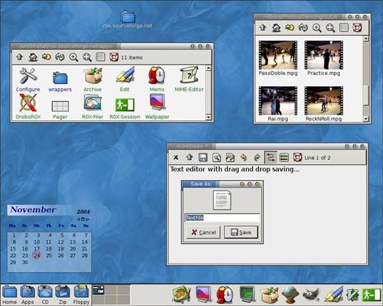 Rox-desktop