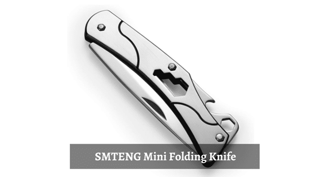 SMTENG Mini Multi-function Folding Knife