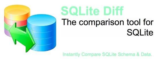 SQLite Diff comparison tool for SQLite