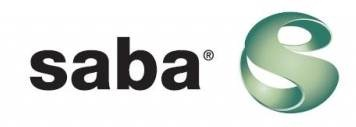 Saba web collaboration
