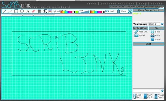 Scriblink