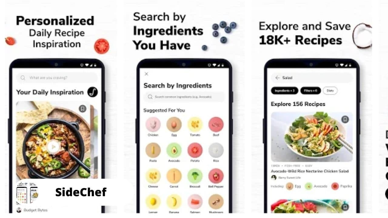 SideChef - Best Recipe Manager for Android