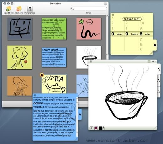 Best Sticky Notes Manager for Mac