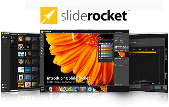 SlideRocket - online presentation creation tool