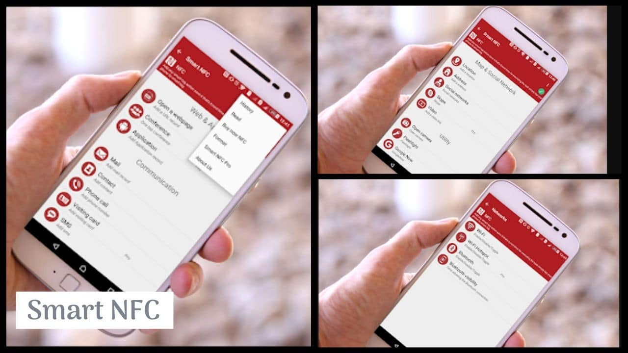 Smart NFC for Android
