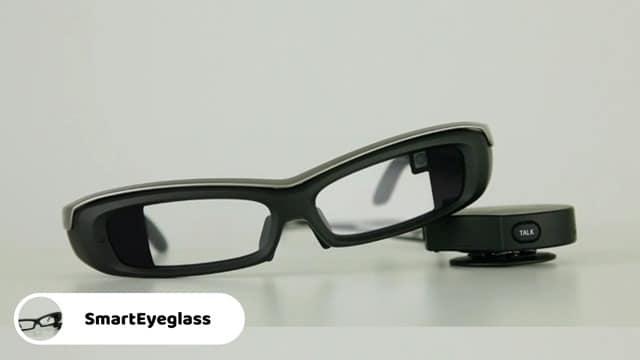 SmartEyeglass - Best AR Smart Glasses