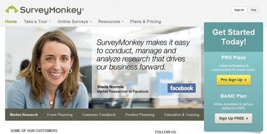 SurveyMonkey Survey software - SurveyMonkey Survey software