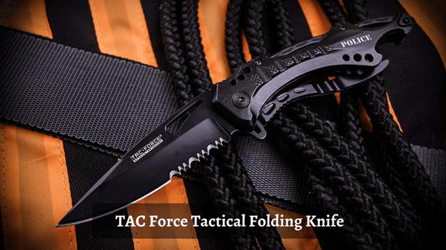 TAC Force Tactical Folding Knife