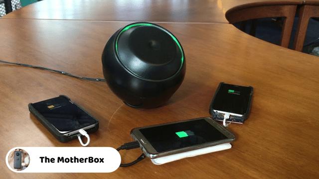 The MotherBox Powerbank