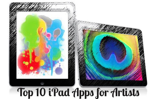 10 Best iPad Apps for Artists