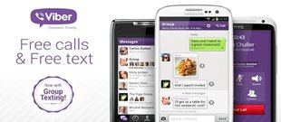 Viber messaging App for Android