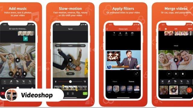 Videoshop Video Editing Apps
