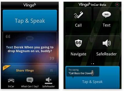 Vlingo for Android