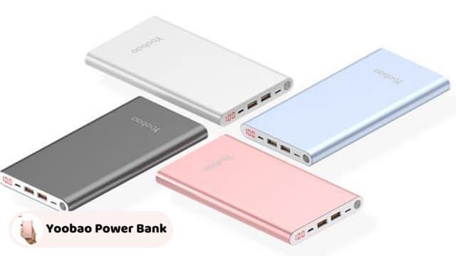 Yoobao Ultra Slim 4000mAh Power Bank