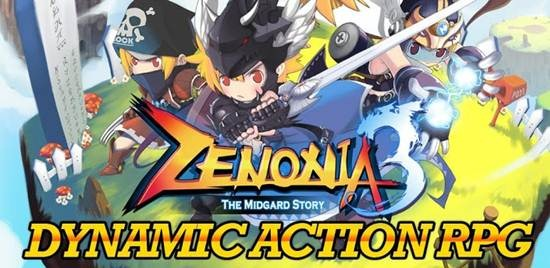 ZENONIA 3 - Best Android RPG games