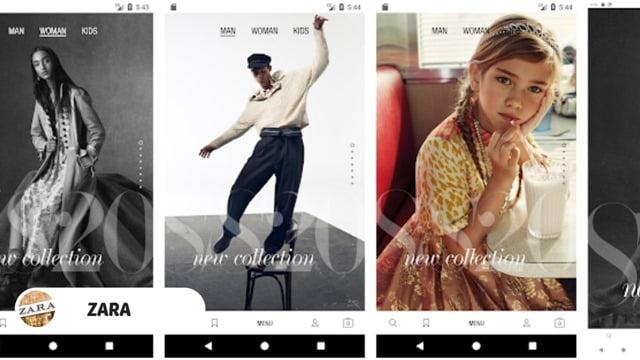 Zara - Best SHEIN Alternatives for Android