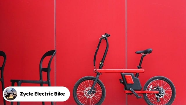 Zycle Electric Bike - Best Electric Bikes Inventions