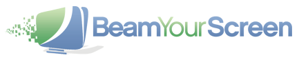 BeamYourScreen - desktop screen sharing tool
