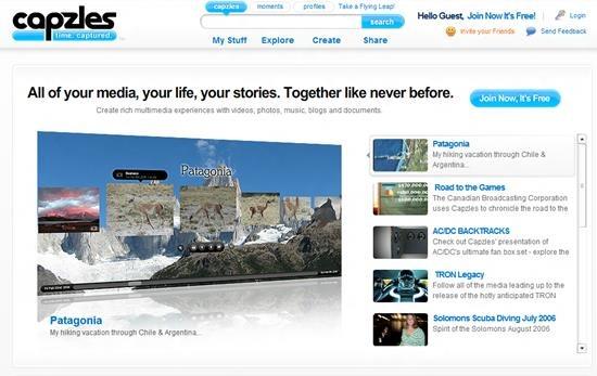 capzles timeline 6 best online digital timeline creator