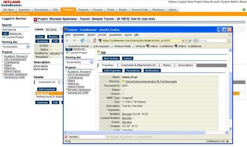 codeBeamer wiki 17 open source wiki software for Teams