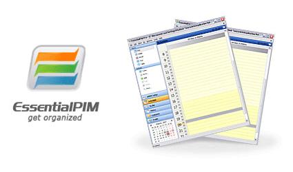 essentialPIM 10 useful personal information manager (free pim software)