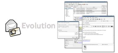 Evolution PIM application 10 useful personal information manager (free pim software)