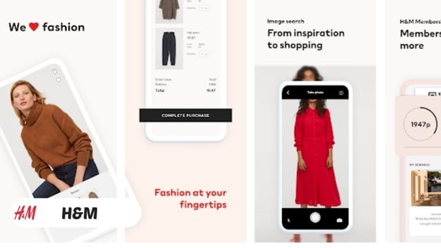 h&m - SHEIN Alternatives for Android