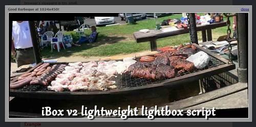 iBox v2 lightweight lightbox script