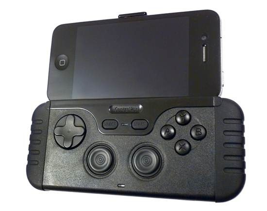 iControlPad Bluetooth gaming controller