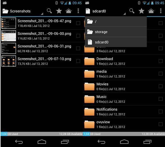 inKa File Manager 2